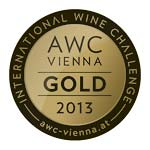 AWC Medaille2013 GOLD