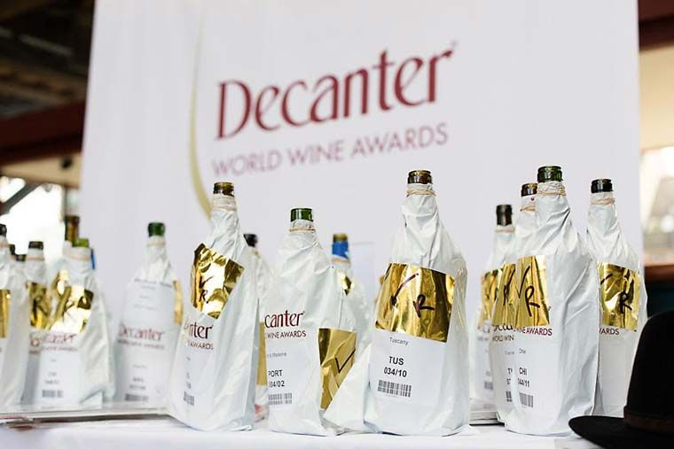 DECANTER 2015: Srebra kao lek