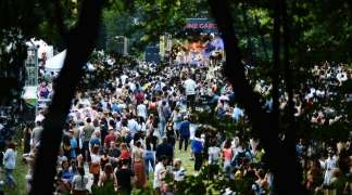Wine Garden: Beogradski vrt hedonizma