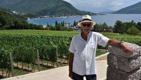 Castel Savina: Vinarija u rajskom vrtu