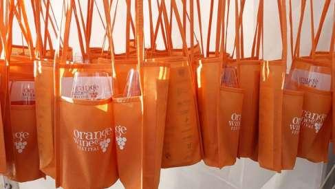 Svetkovina oranž vina u Izoli