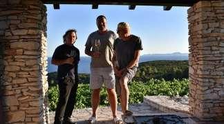 Vukoje u poseti vinarima Korčule