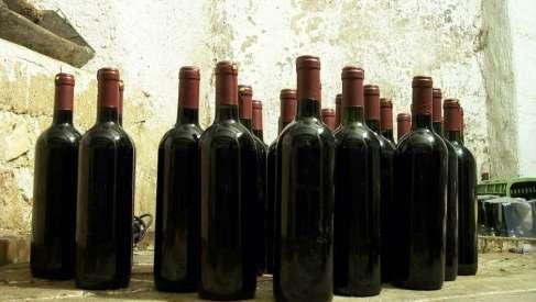 Mala istorija vinske boce