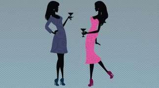 Vinski bonton za mlade dame