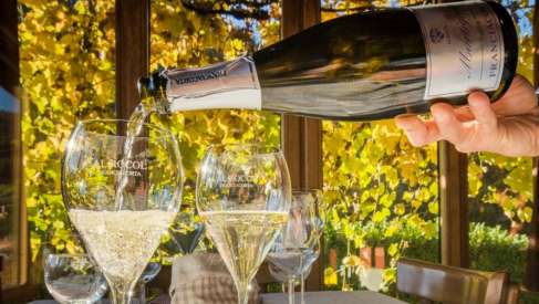 Frančakorta, italijanski šampanjac